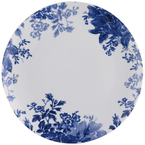 bluebell dinner plate to mix and match for wedding