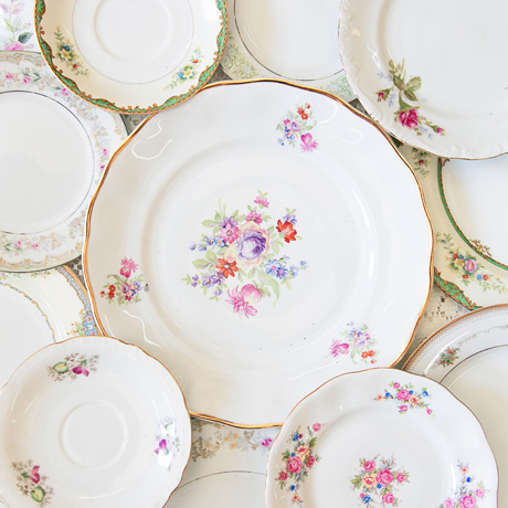 mismatched plates from propcellar