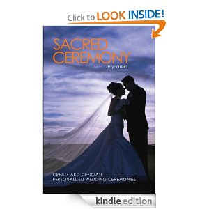 best wedding books for kindle - sacred ceremony