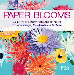paper blooms - paper wedding flowers book