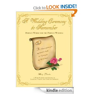wedding ceremony scripts - a wedding ceremony to remember