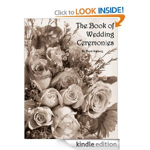 wedding ceremony scripts - the book of wedding ceremonies