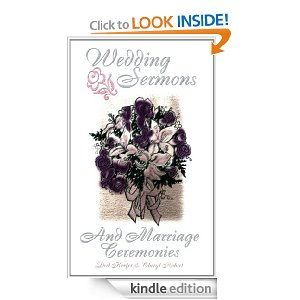 wedding ceremony scripts - wedding sermons