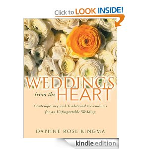 wedding ceremony scripts - weddings from the heart