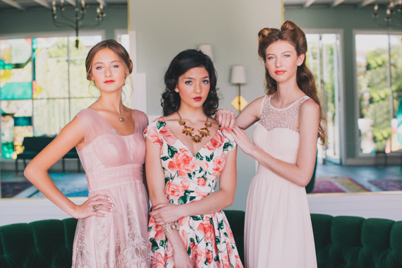 modcloth and 100 layer cake wedding collection 7
