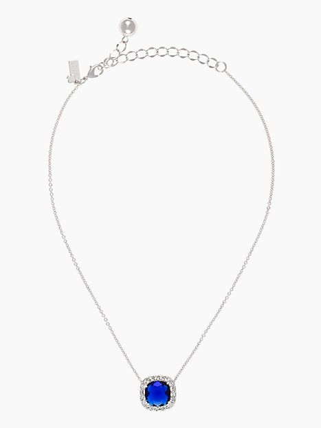 basket pave pendant from kate spade for weddding