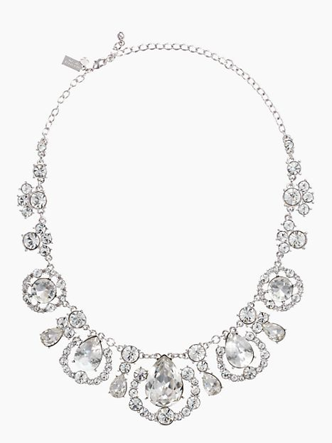 grand debut kate spade necklace for brides