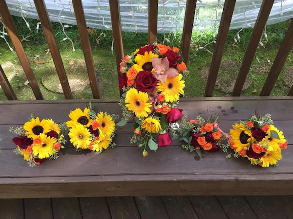 fall wedding bouquets kacie cooper floral designer