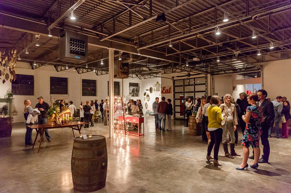 propcellar vintage rentals warehouse reopening party