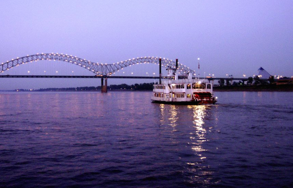 memphis riverboat cruise proposal