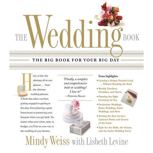 Best Wedding Planning Book The For Your Day