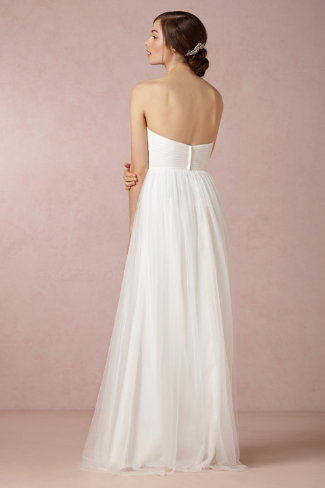bhldn wedding dress under $300