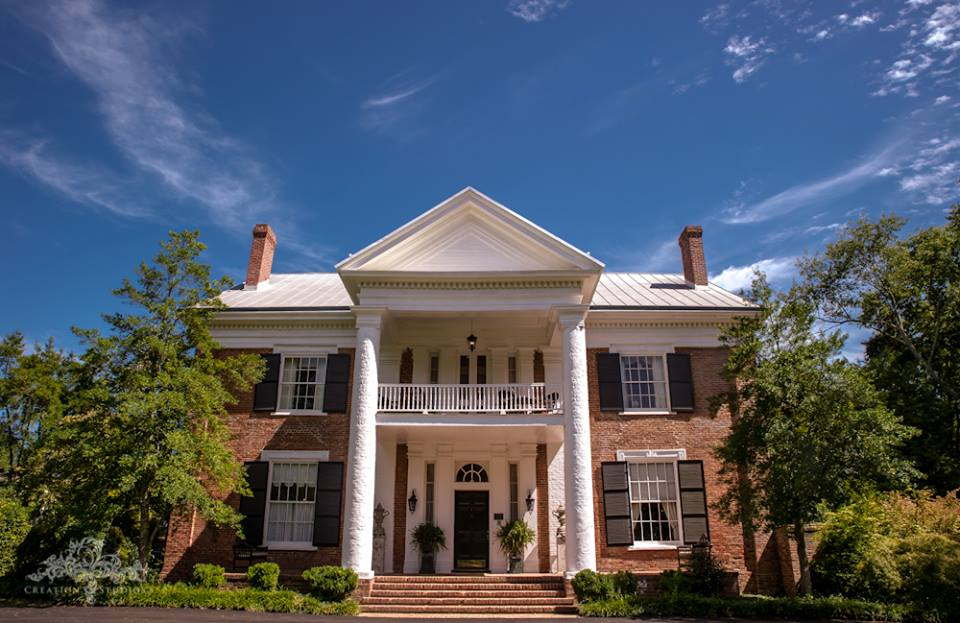 memphis wedding venue - cedar hall bartlett