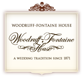 memphis wedding venue - woodruff fontaine house weddings