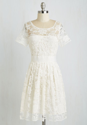 Adrift on a Cloud Dress in Ivory for wedding events