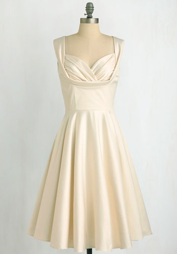 Aisle Be There Dress in Lily in wedding event for brides