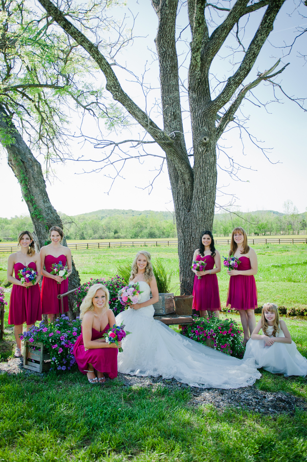 Fitzhugh & Daly - Mint Springs Farm Wedding in Nashville TN - Rae Marshall Weddings 18