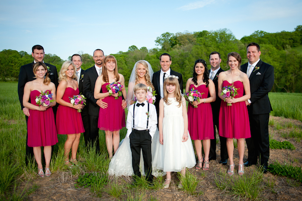 Fitzhugh & Daly - Mint Springs Farm Wedding in Nashville TN - Rae Marshall Weddings 28