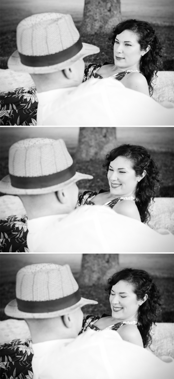 Kat and James' Retro Tennessee Engagement Session 20 - And How Imaging - midsouthbride.com
