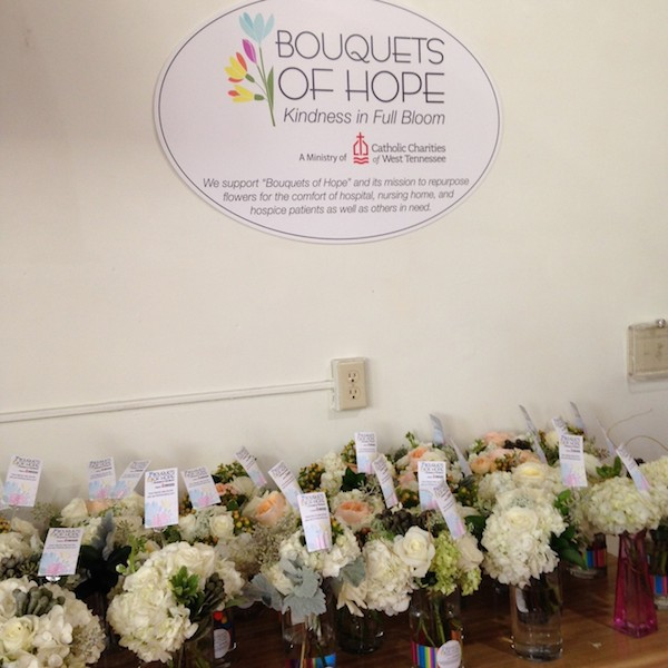 bouquets of hope memphis - wed memphis