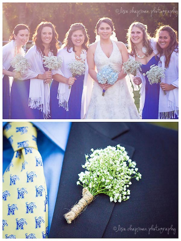 holly and ivy floral design - memphis wedding florist