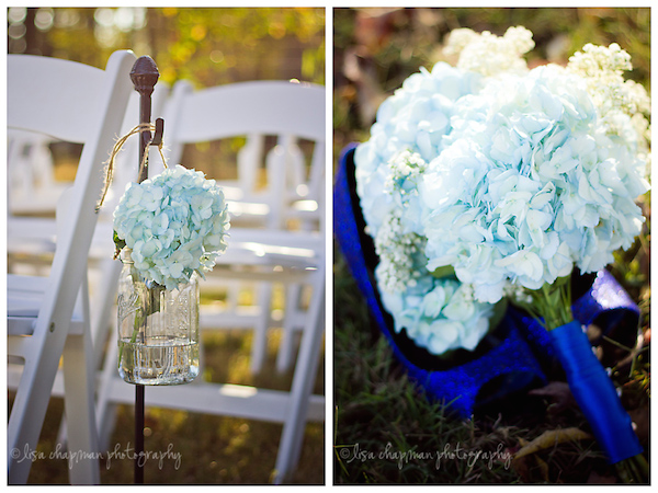 holly and ivy floral work - memphis wedding florist