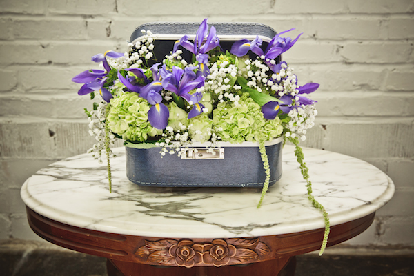 memphis wedding florist - holly and ivy flowers