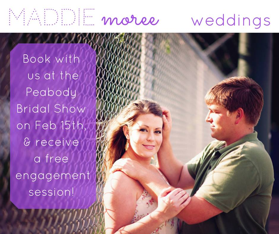 peabody modern bridal show - maddie moree deal for brides