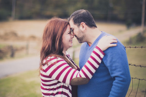 real memphis engagement - candace and brandon - nicholas hall photography