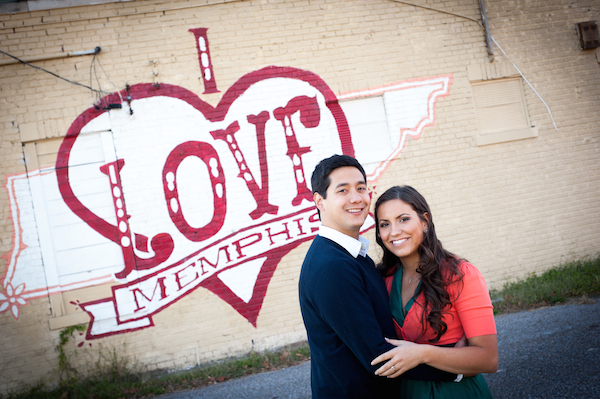 Memphis Engagement Session - Photo by Trayce's Photography