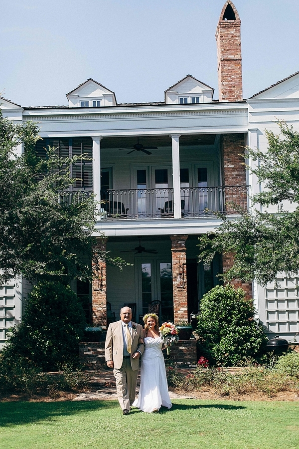 Lauren & Patrick's Real Mississippi Wedding - b flint photography - midsouthbride.com 29