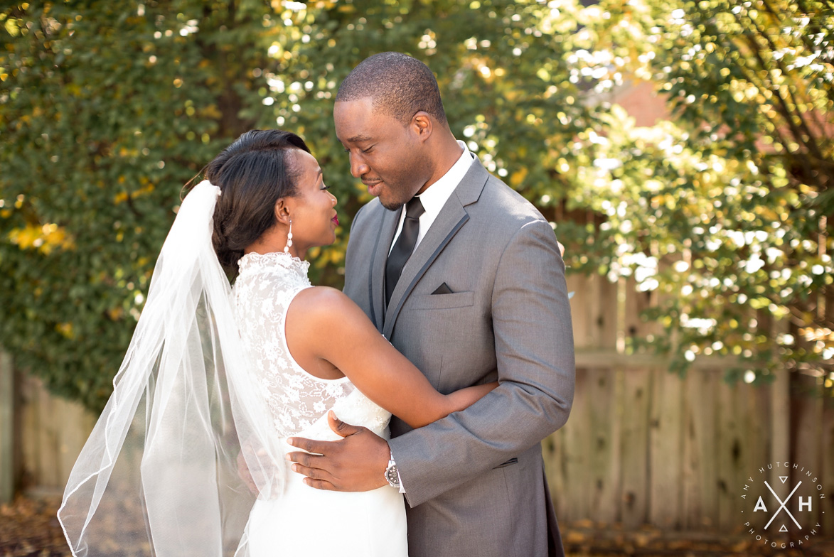 first look - memphis wedding photographer amy hutchinson
