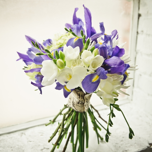 holly and ivy - memphis wedding florist