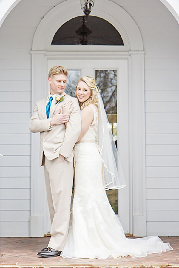 Tennessee Spring Inspired Wedding - Photo by Blush Creative Photography 15- midsouthbride.com