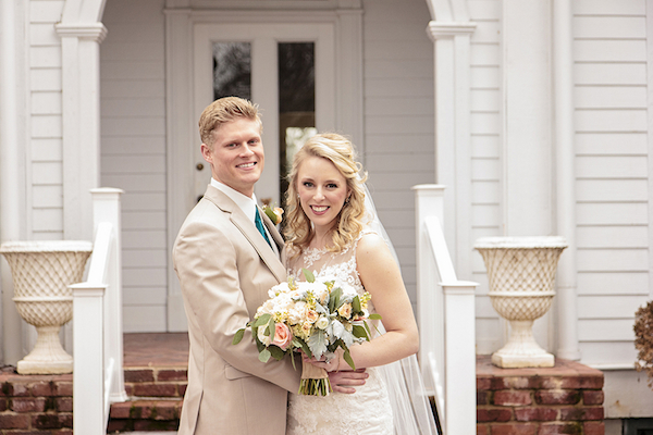 Tennessee Spring Inspired Wedding - Photo by Blush Creative Photography 20- midsouthbride.com