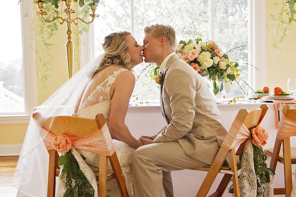 Tennessee Spring Inspired Wedding - Photo by Blush Creative Photography 28- midsouthbride.com