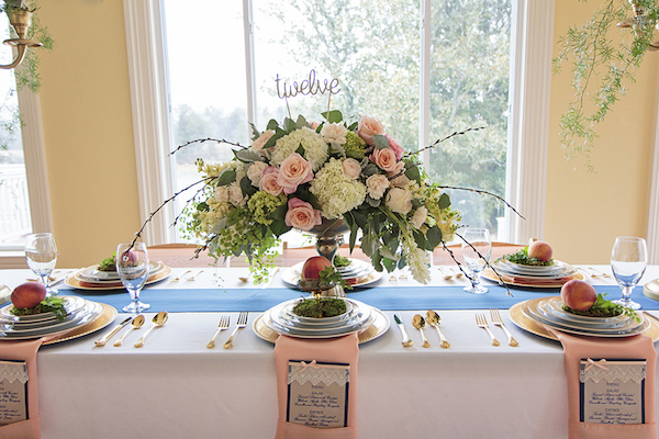 Tennessee Spring Inspired Wedding - Photo by Blush Creative Photography 41- midsouthbride.com