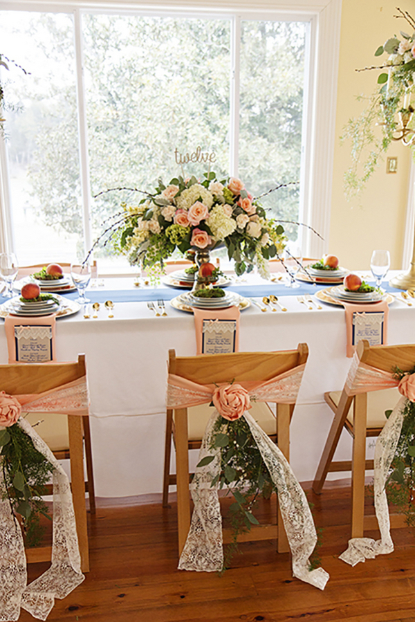 Tennessee Spring Inspired Wedding - Photo by Blush Creative Photography 49- midsouthbride.com