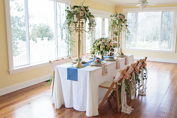 Tennessee Spring Inspired Wedding - Photo by Blush Creative Photography 51- midsouthbride.com