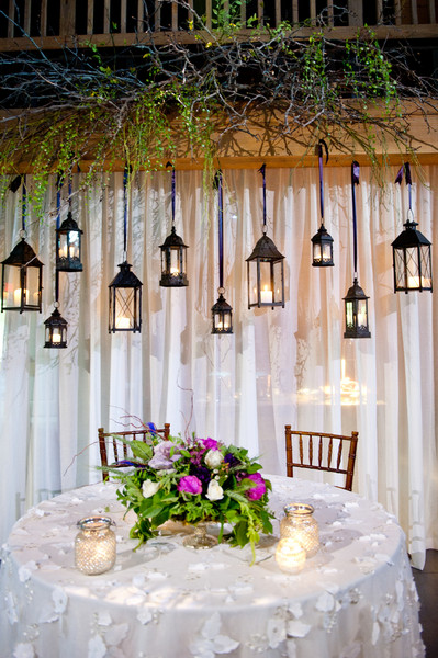 hanging decorations for weddings 21 lantern wedding decor ideas mid south 4697