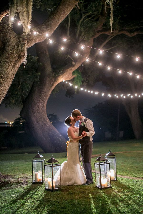 wedding lanterns for lighting and decor - photo by Studio 1250 - midsouthbride.com