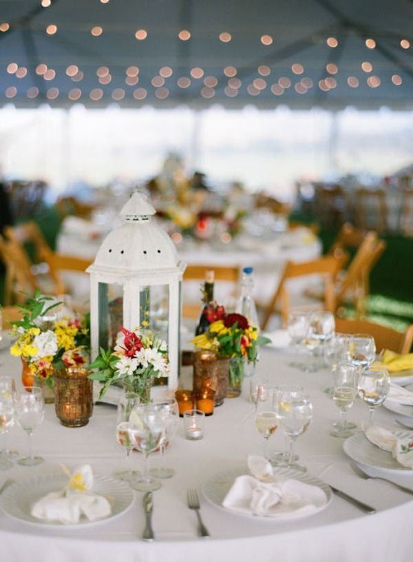 Lantern wedding decor ideas mid south bride