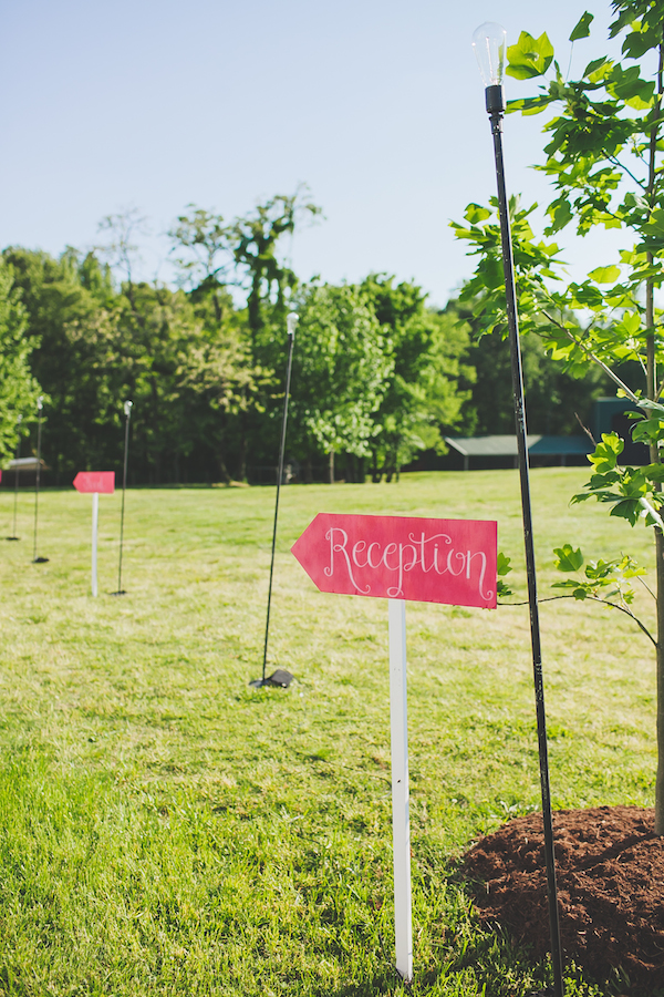 Kate Spade Inspired Jackson Tennessee Wedding 26 - photo by Teale Photography - midsouthbride.com
