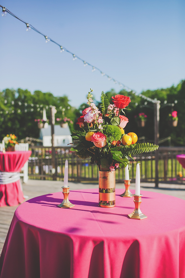 Kate Spade Inspired Jackson Tennessee Wedding 35 - photo by Teale Photography - midsouthbride.com