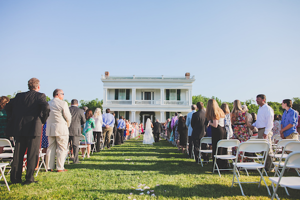 Kate Spade Inspired Jackson Tennessee Wedding 4 - photo by Teale Photography - midsouthbride.com