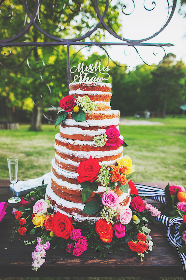Kate Spade Inspired Jackson Tennessee Wedding 52 - photo by Teale Photography - midsouthbride.com