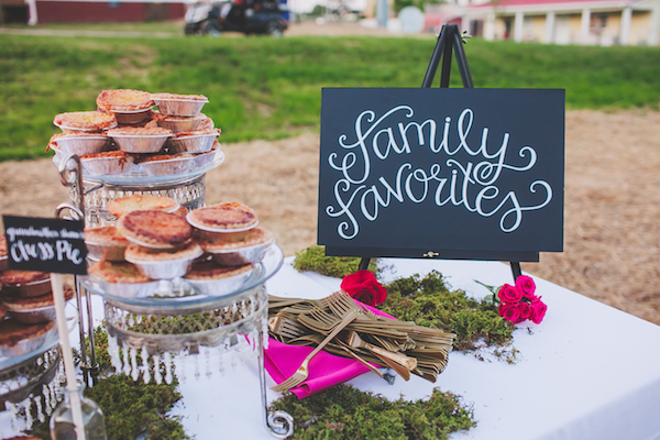 Kate Spade Inspired Jackson Tennessee Wedding 58 - photo by Teale Photography - midsouthbride.com