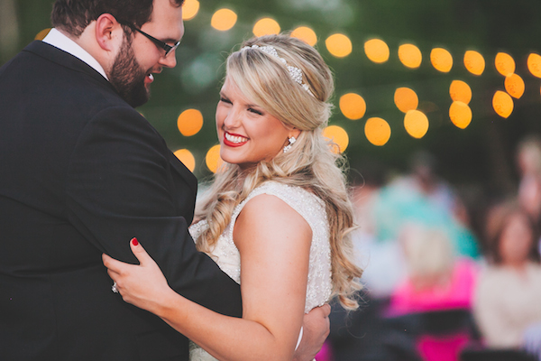 Kate Spade Inspired Jackson Tennessee Wedding 67 - photo by Teale Photography - midsouthbride.com