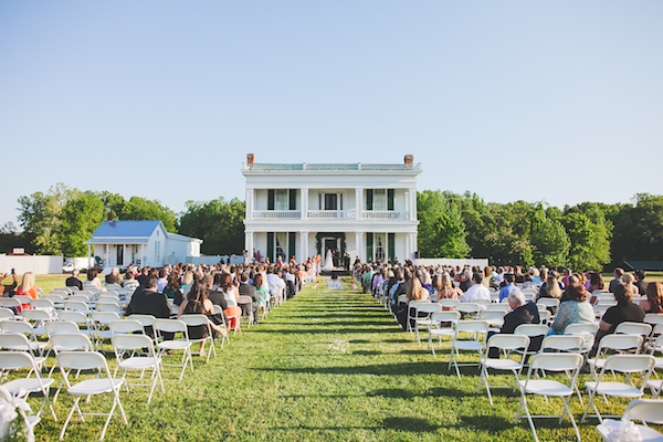 Kate Spade Inspired Jackson Tennessee Wedding 8 - photo by Teale Photography - midsouthbride.com