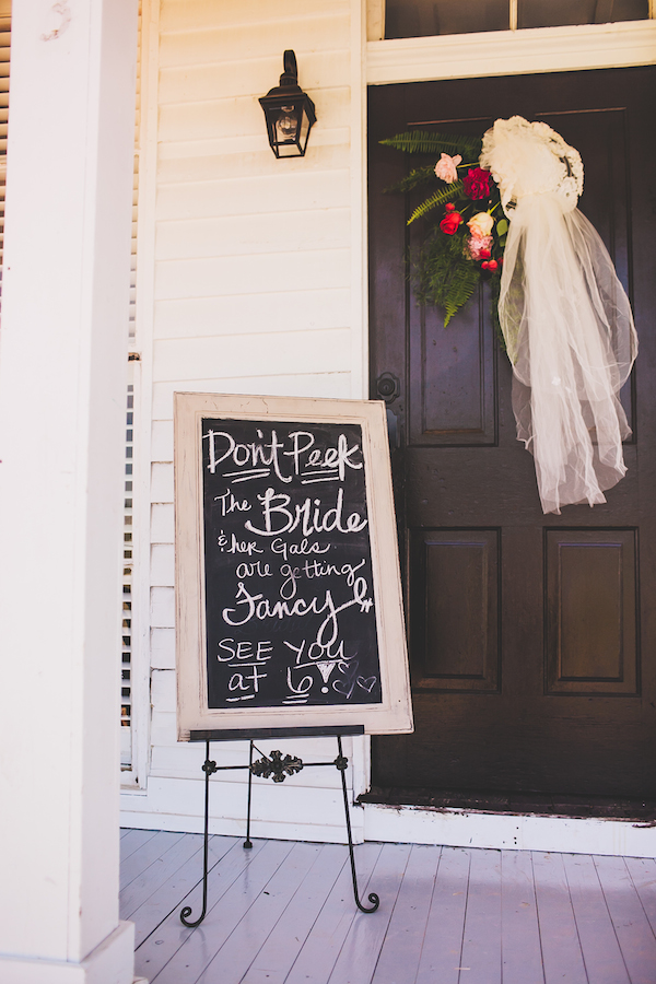 Kate Spade Inspired Tennessee Wedding 10 - photo by Teale Photography - midsouthbride.com